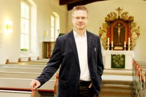 Pastor Dimitri Schweitz