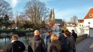 Soest: Postkartenpanorama mit Bilderbuchwetter